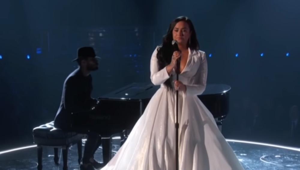 Demi Lovato: pierwszy występ po przedawkowaniu narkotyków. Publiczność zachwycona