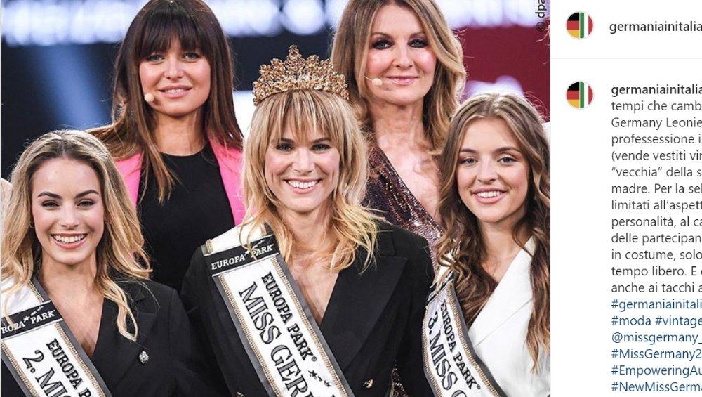 Miss Niemiec 2020 ma 35 lat i dziecko. W jury Anna Lewandowska