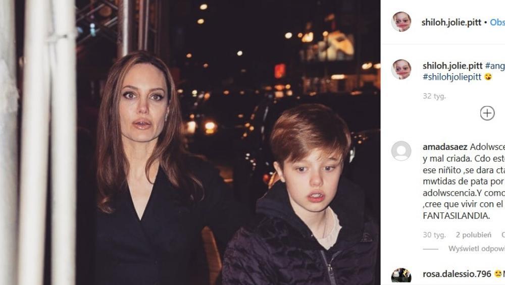 Brad Pitt zamieszka z córką? Angelina Jolie nie jest zadowolona...