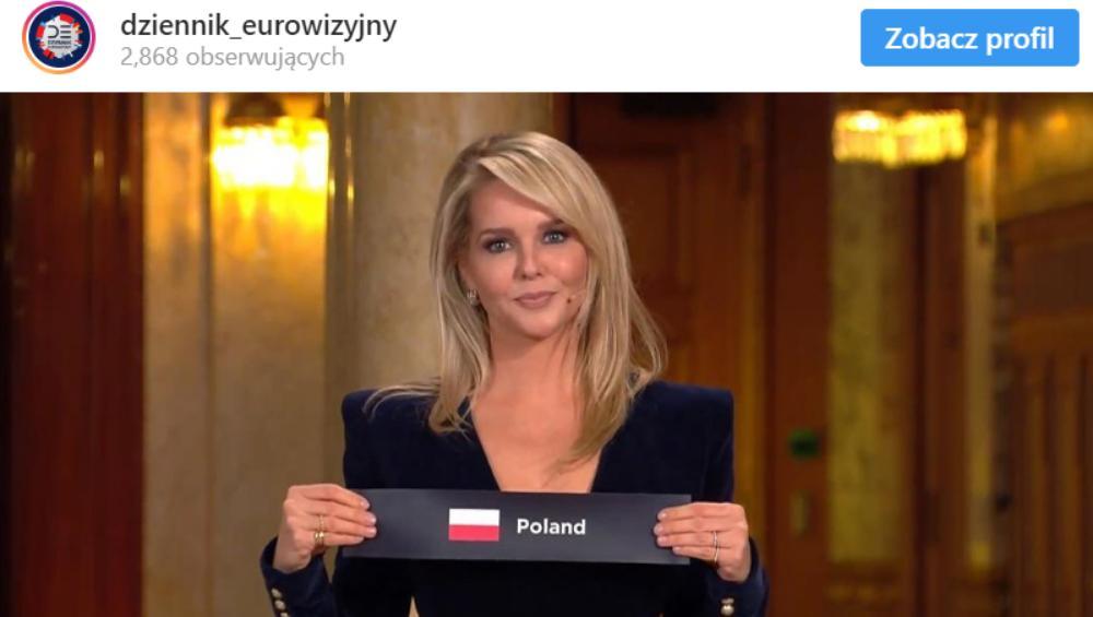Eurowizja 2020: wiemy kiedy wystąpi Polska!