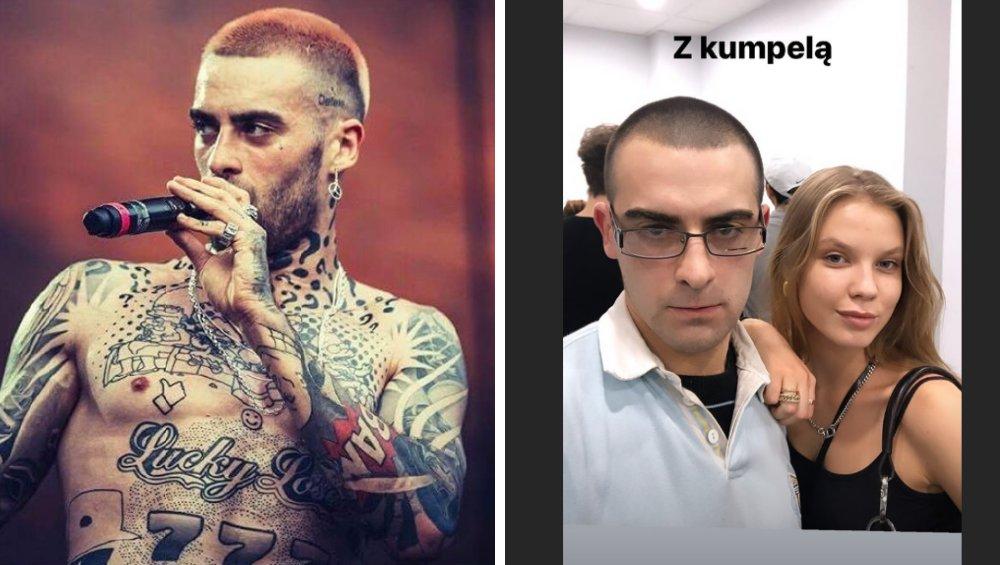 Quebonafide zaskoczył nowym wyglądem! Co zrobił z tatuażami?