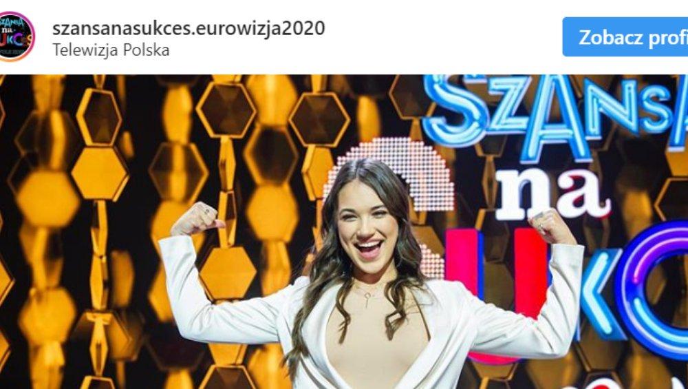 """Eurowizja 2020: Alicja Szemplińska reprezentantką Polski. Fani: """"Ustawka!"""""""