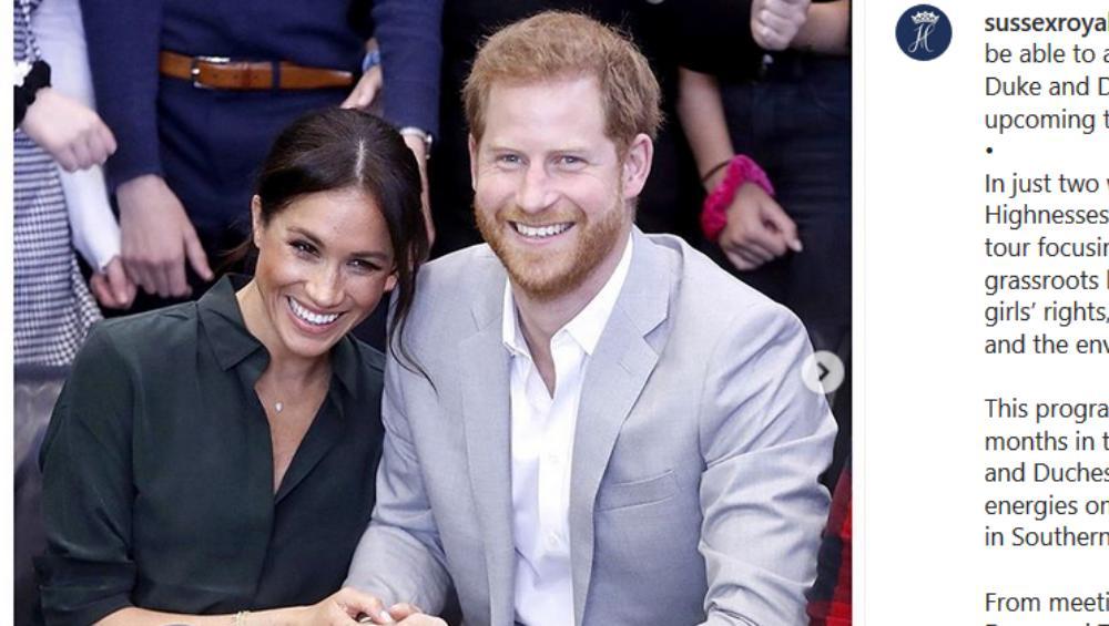 Meghan Markle i książę Harry będą mieli własne reality-show?! Jest oświadczenie