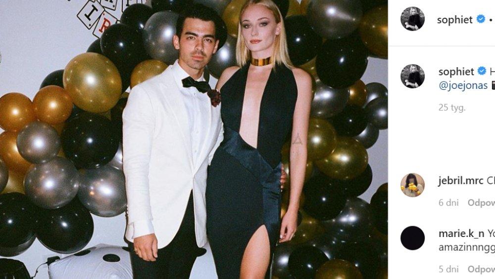 Joe Jonas i Sophie Turner zostaną rodzicami!