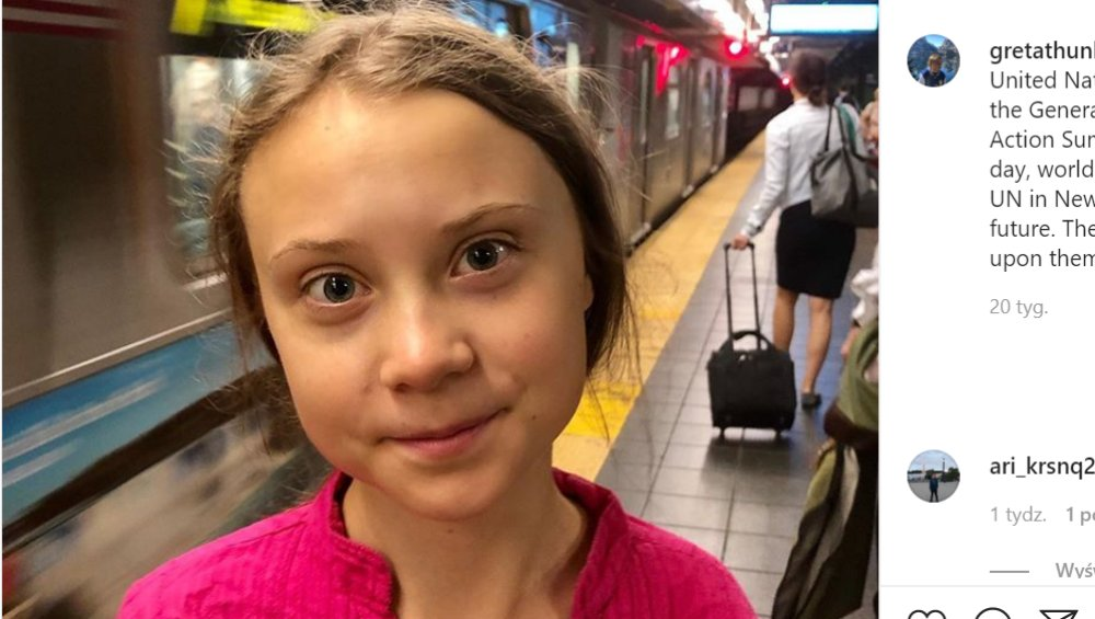 Greta Thunberg zagra W SERIALU!