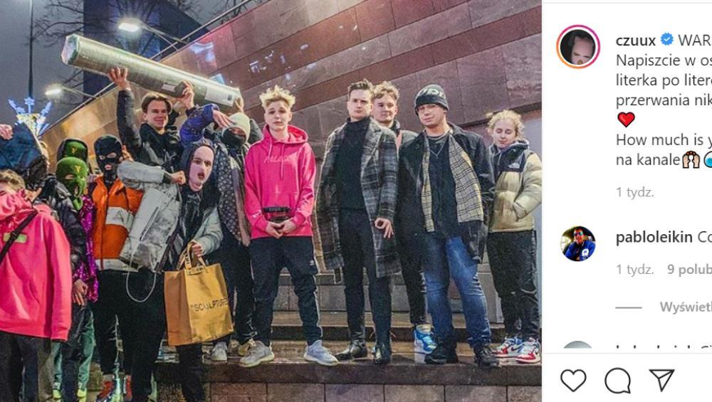 Za ile ubiera się polska młodzież? Szokujące wideo