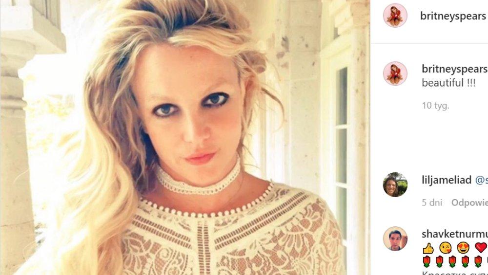 Britney Spears pokazała wideo, na którym ŁAMIE SOBIE NOGĘ…