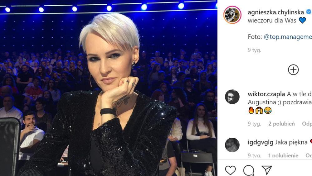 Agnieszka Chylińska MA DREDY I TATUAŻ NA TWARZY! Są zdjęcia