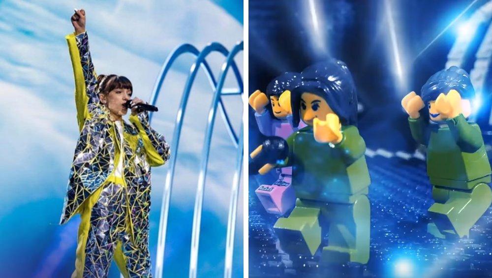 Eurowizja Junior w wersji LEGO! [WIDEO]