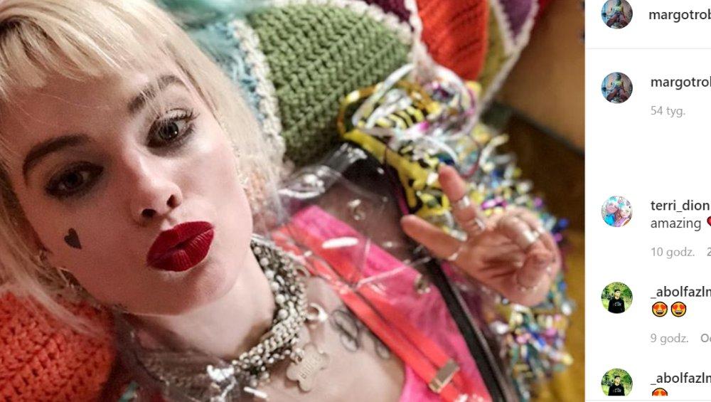 Harley Quinn w ciuchach od polskiej projektantki! [ZDJĘCIA]