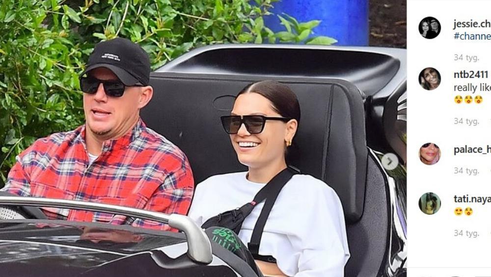 Channing Tatum i Jessie J przyłapani razem miesiąc po rozstaniu