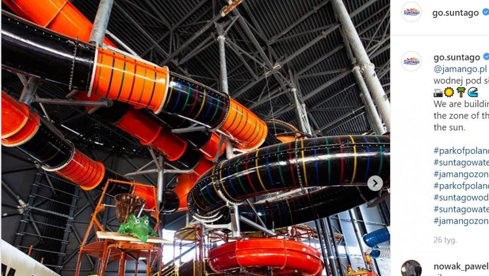 Park Wodny w Mszczonowie: ceny, atrakcje, data i godziny otwarcia Suntago Wodny Świat