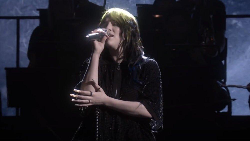 Billie Eilish: fani zepsuli występ 18-latki na Brit Awards 2020?