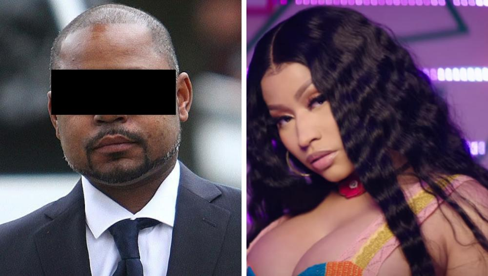 Nicki Minaj: brat raperki w więzieniu. Został skazany za gwałt na 11-latce