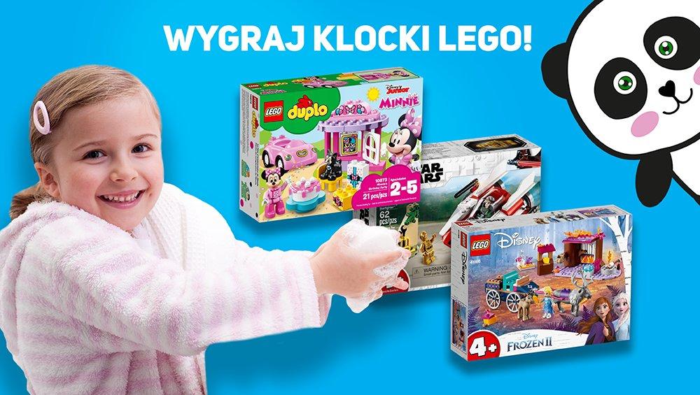 Oglądaj 4FUN DANCE oraz 4FUN GOLD i zgarnij zestaw klocków LEGO!