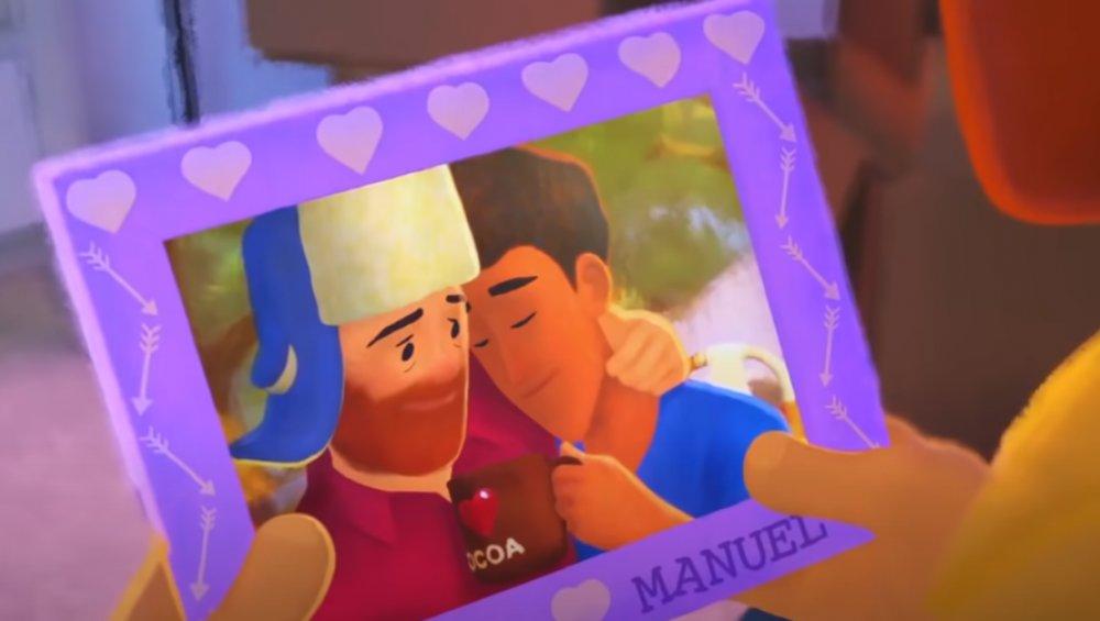 Homoseksualny główny bohater u Disneya. To pierwsza taka animacja