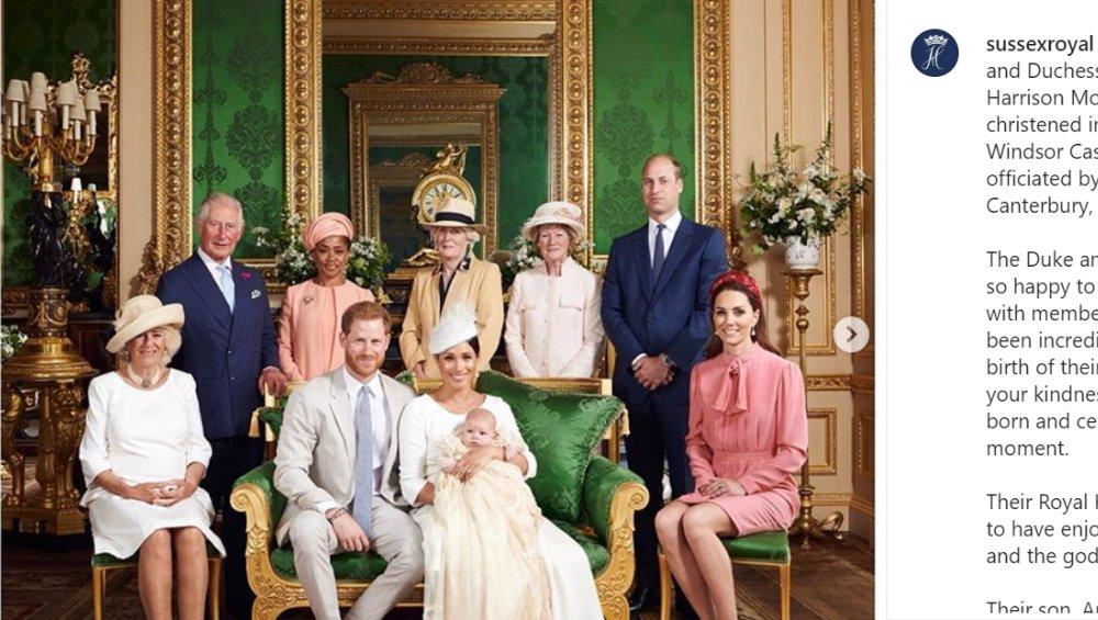 Meghan i Harry odchodzą z rodziny królewskiej. To ich ostatni post na Instagramie