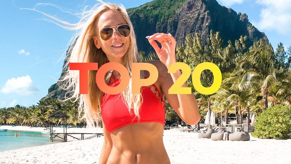 Ania z Sunny Blonde Woman przejmuje TOP 20!