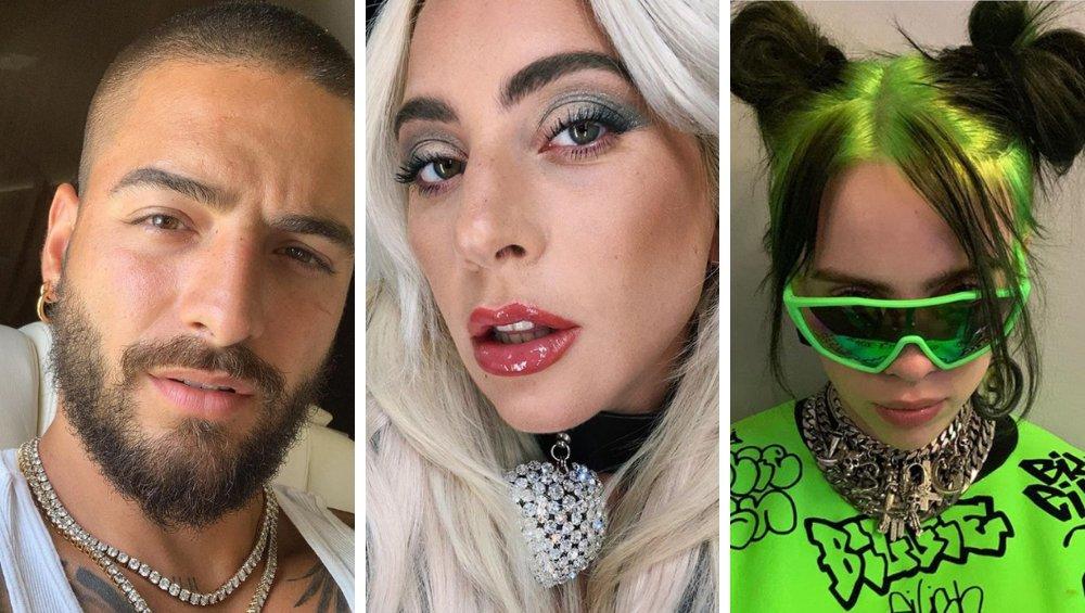 Billie Eilish, Maluma i Lady Gaga zagrają online koncert dla lekarzy! Kiedy i gdzie oglądać?