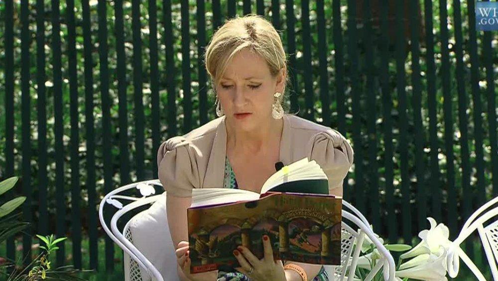 Autorka Harry'ego Pottera napisała nową książkę! J.K. Rowling udostępni ją za darmo
