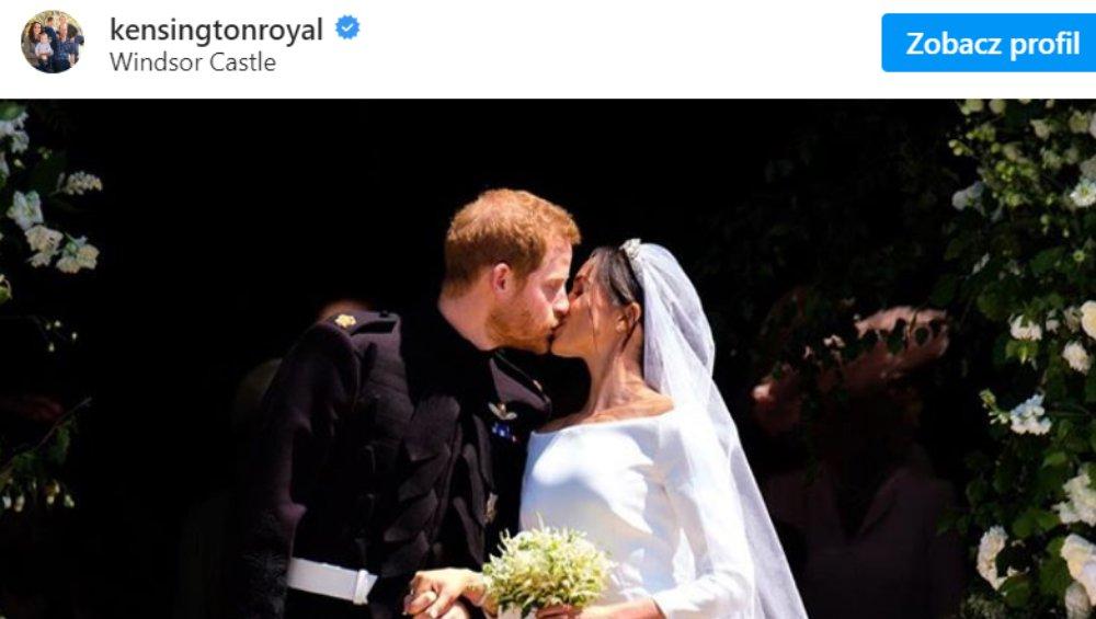 Meghan i Harry wzięli ślub przed Royal Wedding! Pobrali się w tajemnicy