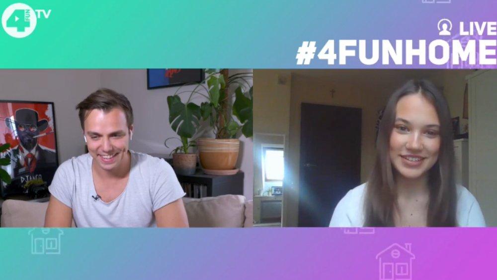 Alicja Szemplińska o Eurowizji 2021 i o radzeniu sobie z hejtem w #4FUNhome