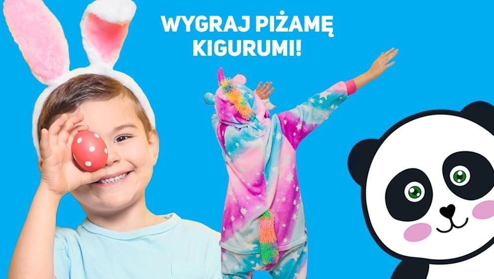 Nagraj filmik i zgarnij piżamę KIGURUMI!