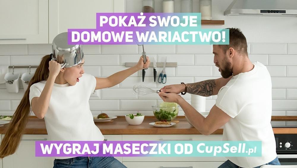 Pokaż jak spędzasz czas z 4FUN.TV i wygraj maseczki od Cupsell.pl!