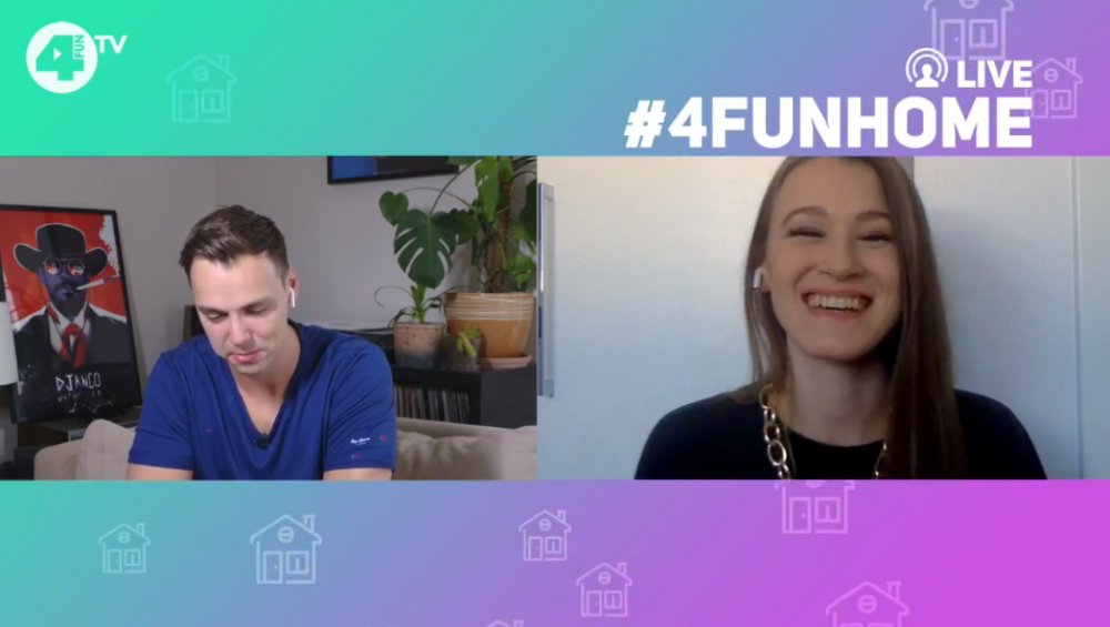 Weronika Juszczak o The Voice of Spain i koncertach 2020 w #4FUNhome