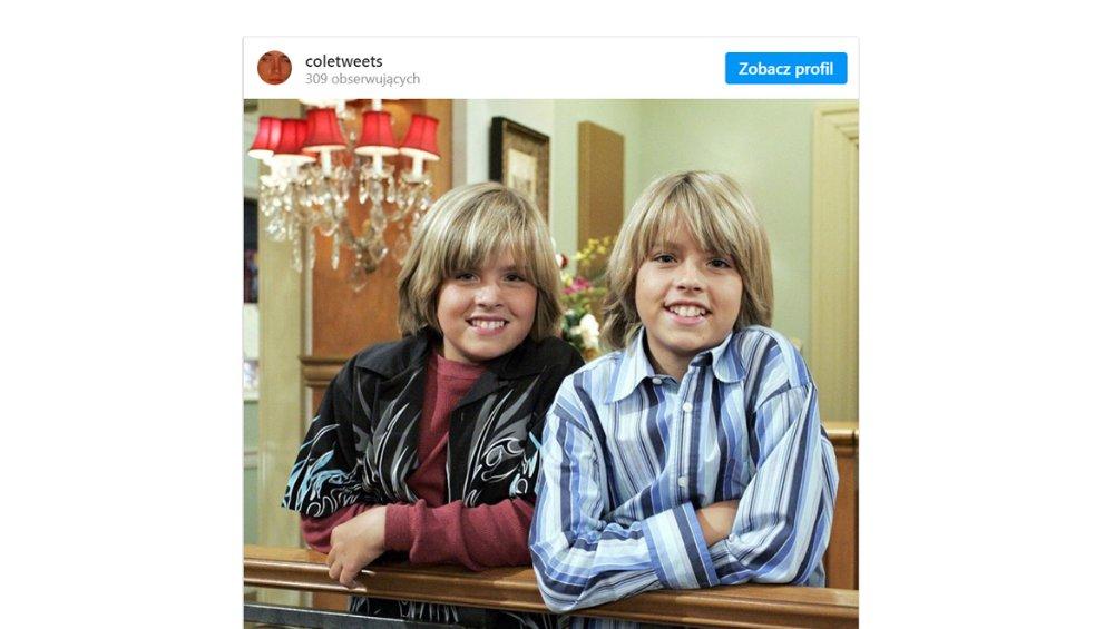 Cole i Dylan Sprouse kończą 28 lat! Tak zmieniali się bliźniacy