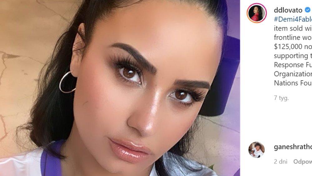 Demi Lovato nie powiedziała narzeczonemu, że z nim zrywa...?