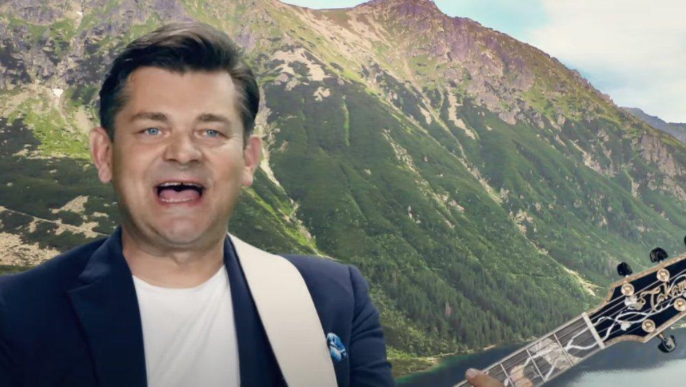 Zenek Martyniuk - piosenka z reklamy Media Markt to przeróbka hitu