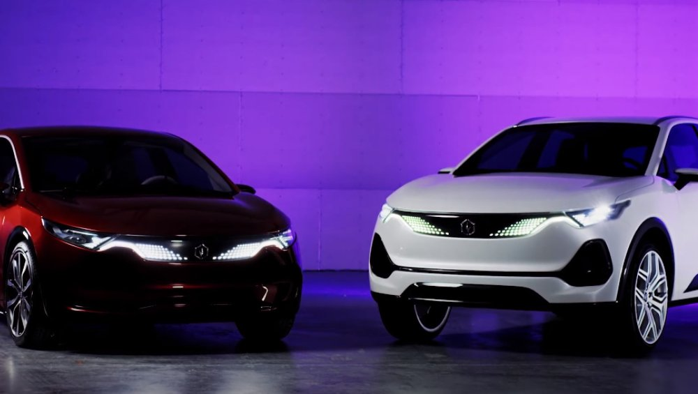 Tak wyglądają polskie auta elektryczne Izera. Lepsze niż Tesla?