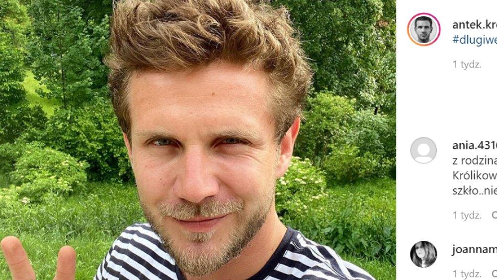 Antek Królikowski robi festiwal! Znamy szczegóły