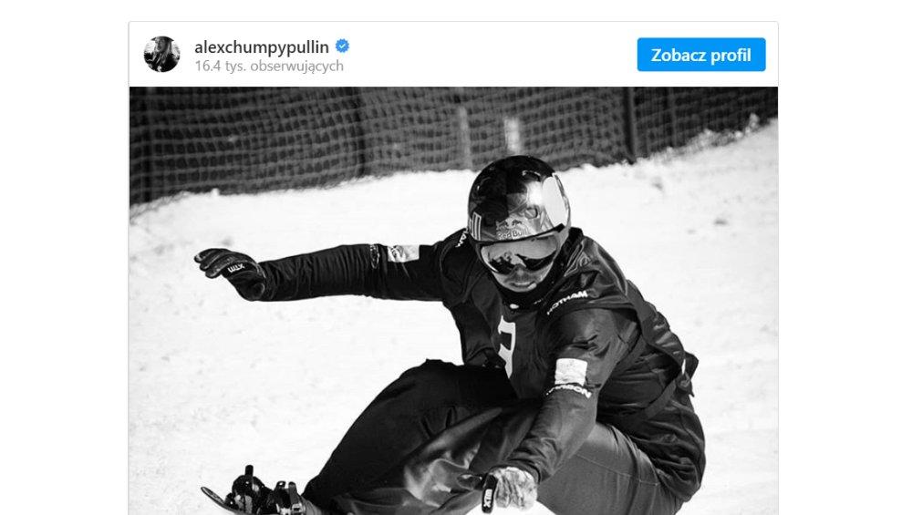 Mistrz świata w snowboardzie nie żyje. Utonął w czasie łowienia ryb
