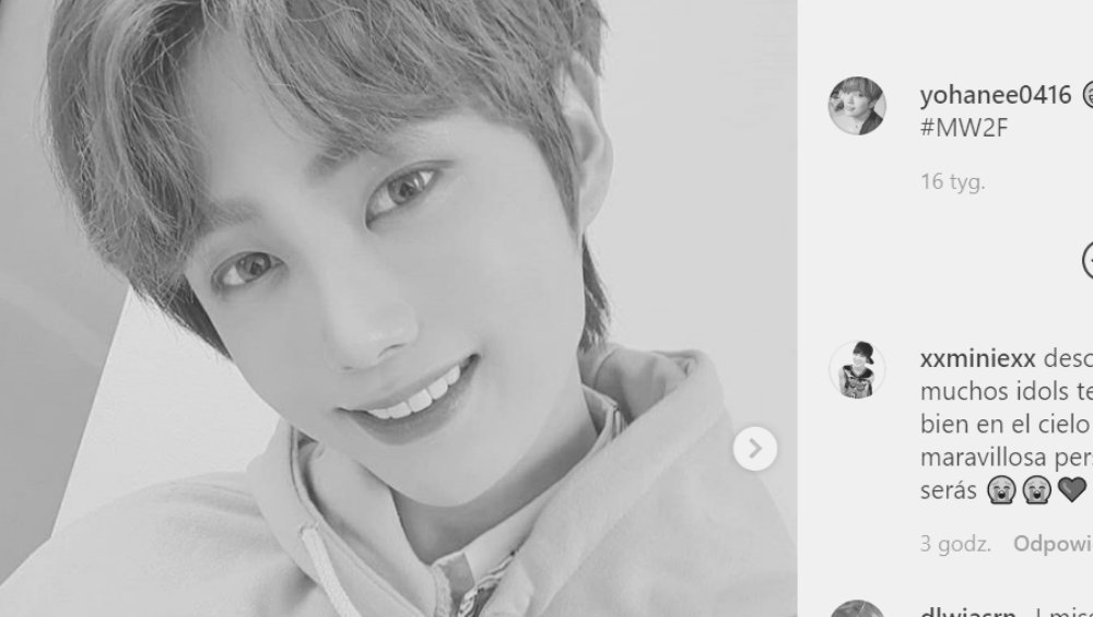 K-pop: wokalista TST nie żyje. Miał 28 lat