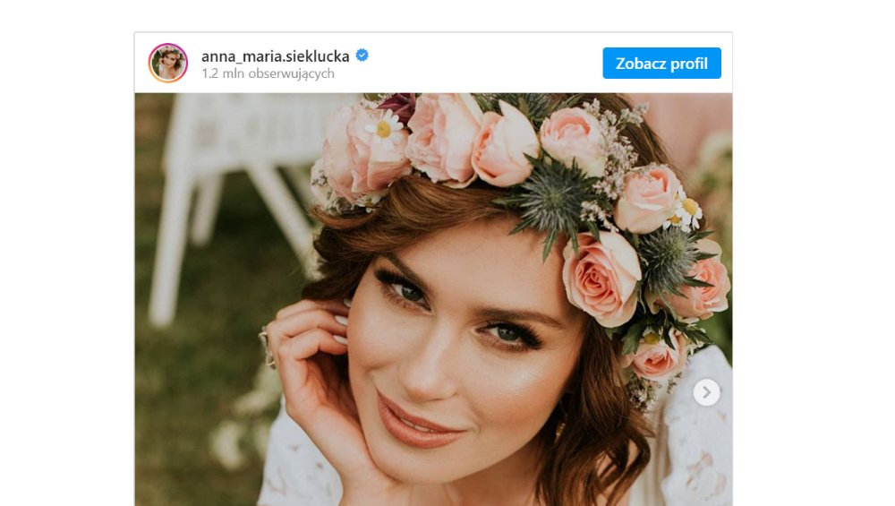 Anna Maria Sieklucka WZIĘŁA ŚLUB? Laura z 365 Dni pokazała zdjęcia w sukni