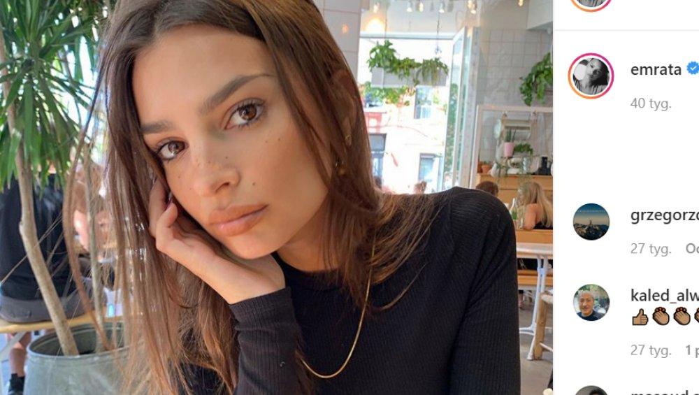 Emily Ratajkowski oskarża fotografa o molestowanie! Wstrząsające wyznanie modelki