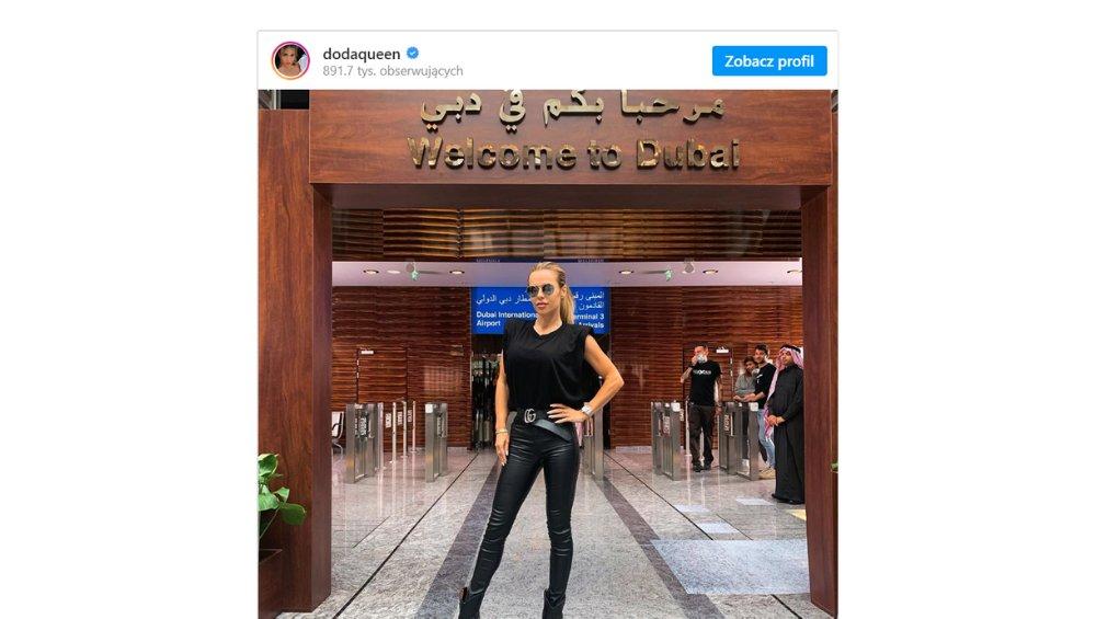 """Dziewczyny z Dubaju: Doda pokazała zdjęcia aktorek! """"Na długo zapamiętacie to trio"""""""