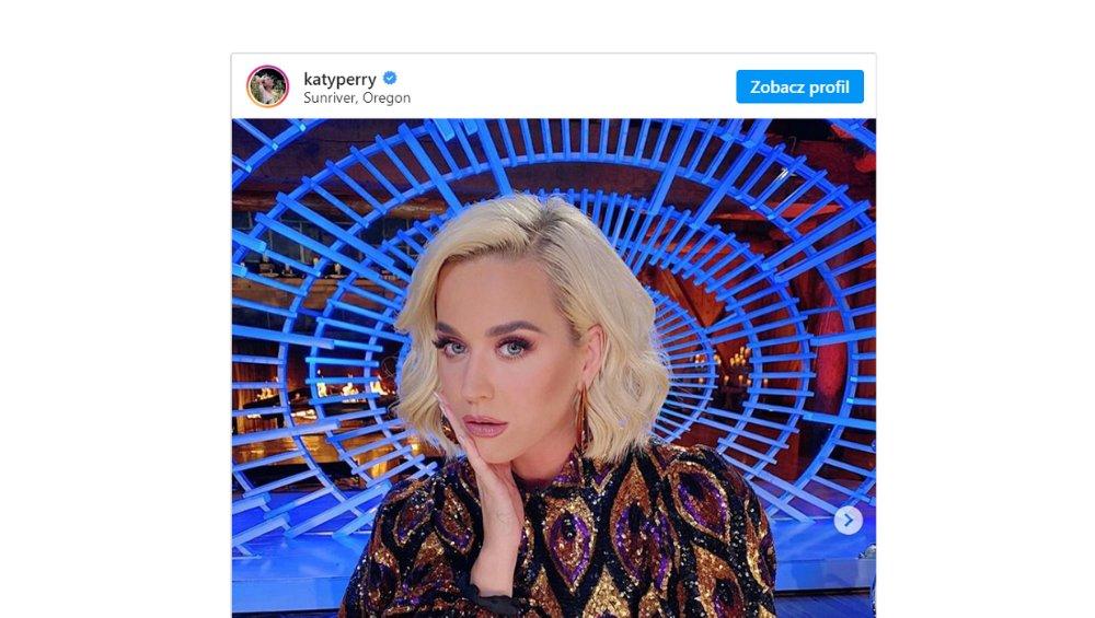 Katy Perry miała myśli samobójcze. Opowiedziała dlaczego