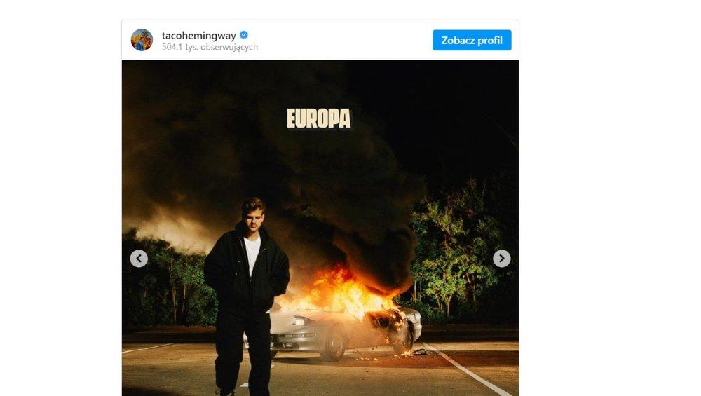Michael Essien Birthday Party: o kim śpiewa Taco Hemingway w nowym kawałku?
