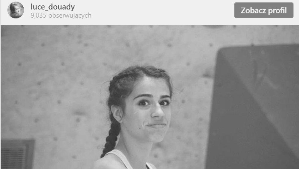 Luce Douady: mistrzyni świata nie żyje. Miała zaledwie 16 lat