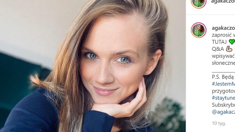 """Agnieszka Kaczorowska zamyka szkołę tańca! """"Ból serca ogromny"""""""