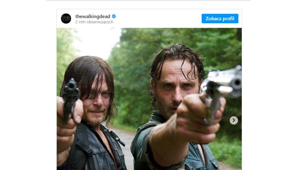 The Walking Dead: koniec serialu! Kiedy ostatni sezon?