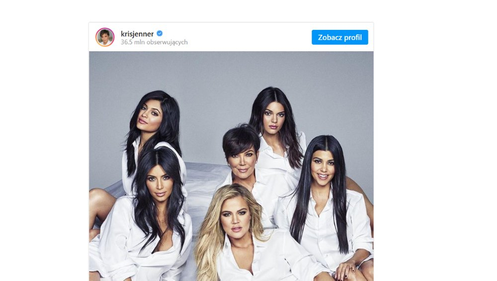 Dlaczego Z Kamerą u Kardashianów znika z anteny? Powodów jest kilka