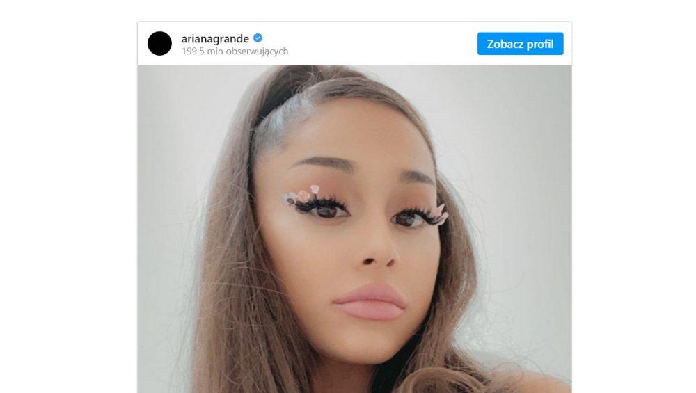 Ariana Grande śpiewa i tańczy do hitu Spice Girls! [WIDEO]