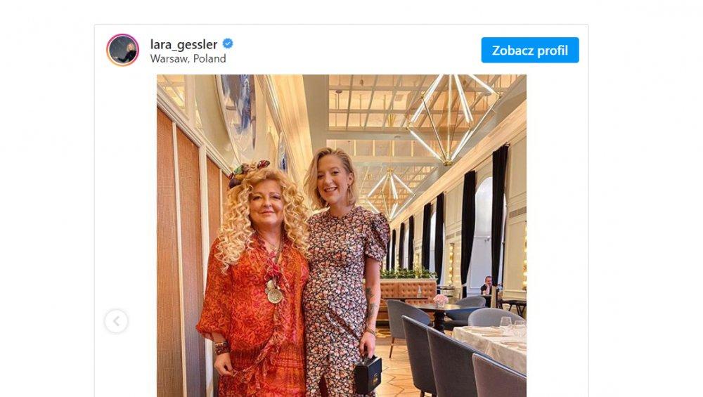 Lara Gessler wyszła za mąż?! Pokazała zdjęcie w białej sukni