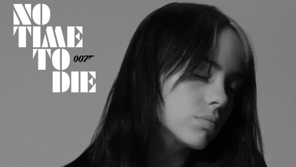 Billie Eilish – sceny z nowego Bonda w klipie NO TIME TO DIE! [WIDEO]
