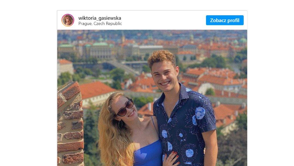 """Wiktoria Gąsiewska i Adam Zdrójkowski zerwali? """"Można mi życzyć miłości"""""""