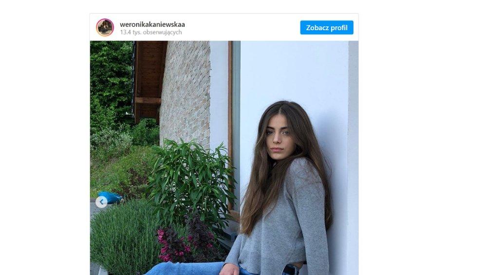 Weronika Kaniewska powtórzy sukces Klaudii El Dursi? [WIEK, INSTAGRAM]